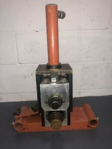 Pace Machinery 1041 Roll Groover Ridgid 300 8000 Psig Victaulic Copper Roll Bead