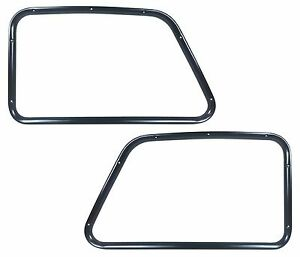 1947 1948 1949 1950 Gmc Truck Inner Door Frame Garnish Moulding Set Edp Primer