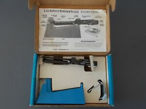 Lee Precision Inc Safety Powder Scale 90684 in Box