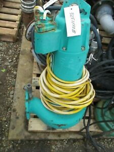 Wilo Submersible Pump M n Fai0 41 Imp Dia 153mm Size W01856a 3251110b Used