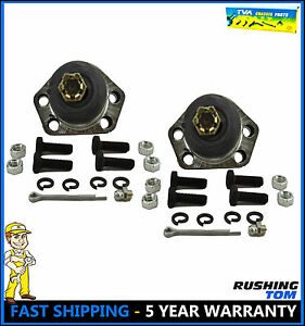 2 Suspension Front Upper Ball Joints Kit For Chevrolet Nova 1973 1974 K5108