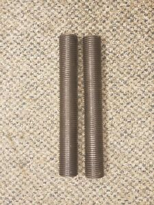 Full All Thread B7 Stud 1 9 Large Structure Bolt Lot Of 2pcs