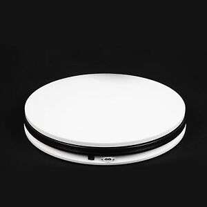 360 45 63 Electric Motorized Display Stand Rotating Turntable 3d For Exhibition
