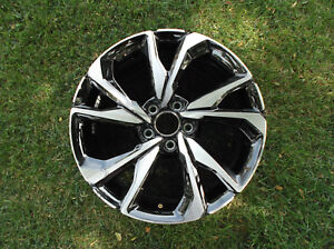 Honda Civic Si Oem 18 2017 2018 Coupe Wheel Rim New Car Take Off Scratched True