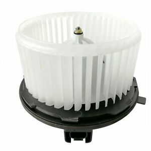 A C Heater Blower Motor W Fan Cage For Chevy Gmc Cadillac Hummer New 20760618