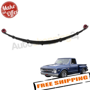 Pro Comp 11211 2 5 Front Leaf Spring For Chevrolet Gmc Blazer K15 Pickup 4wd