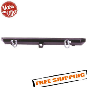 Pro Comp 66168 Rock Crawler Rear Bumper For 1987 2006 Jeep Wrangler Tj
