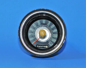 1967 Ford Thunderbird Speedometer Odometer Gauge Assembly