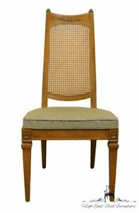 Drexel San Remo Collection Cane Back Dining Side Chair 471 731