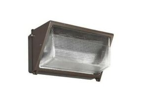 Philips Stonco Led Wall Pack Large 68w 4000k Bronze Wpled32704kunvp