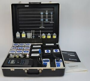 Lamotte Scl 05 Smart Water Analysis Lab W Smart Colorimeter Ph And Con Meter