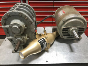 Shelby American Original Flowbench Components 60s will Ship Please Ask For Rates