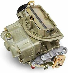 New Holley Performance 0 80683 Tri power Carburetor