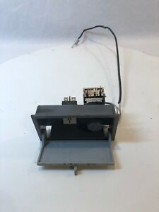 Ugolini Slush Machine Parts Model Nht 2ul Left Switch Panel