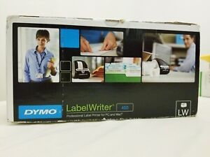 Dymo Labelwriter Turbo 450 Black And White Label Thermal Printer s0838810