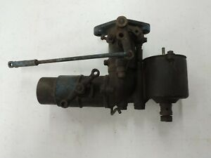 Vintage 1920 s 1930 s Zenith Brass Carburetor For Parts