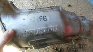 Scrap Catalytic Converter For Recycling Fcfe2 4420 Make Offer