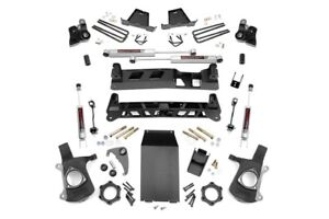 99 06 Chevy Silverado Gmc Sierra 1500 4wd 4 Rough Country Lift Kit 25820