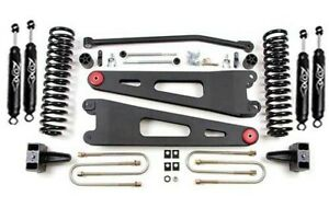 05 07 F250 F350 Super Duty 4wd Diesel 4 Zone Offroad Radius Arm Lift Kit F21n