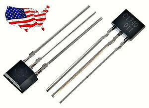 2sc1740 2 Pcs Npn Silicon Transistor From Usa