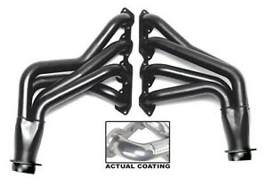 Hedman Hedders 66897 Standard Duty Htc Coated Headers Fits 65 74 Corvette