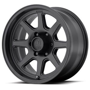 16 Inch Black Wheels Rims Chevy Avalanche 1500 Express Van Hummer H3 6 Lug New