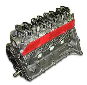Remanufactured 83 00 Amc 150 Jeep 2 5 Long Block Engine