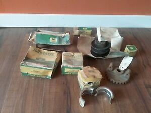 Vintage Lot Of John Deere Parts