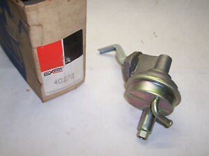 New Fuel Pump Pontiac 1965 And 66 326 389 421 Engines 40373