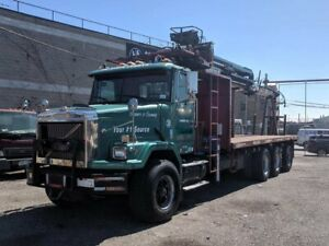 Tree Care Packages Nice clean Grapplesaw Truck 2000 Volvo With 92 Reach