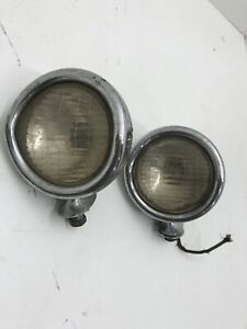 1930s Parking Light Vintage Patina Ratrod