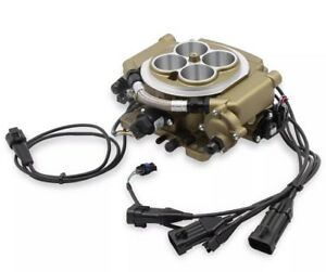 Holley Super Sniper Efi 550 517 Gold 1250hp Forced Induction Make Us An Offer