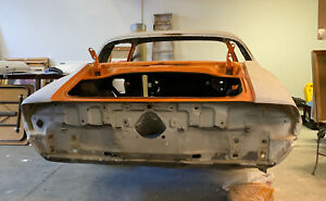1977 Camaro Body California Rust Free With Doors Hood Front Clip Reduced 3000