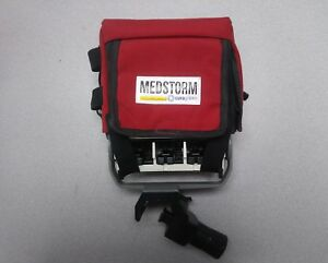 Alaris Medsystem Iii Medstorm Curaplex Carrying Case W pocket Screen Protector