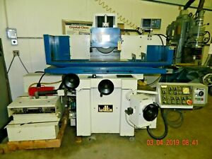 Willis 1224 Automatic Surface Grinder