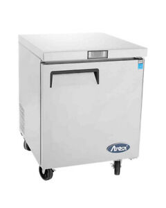 Commercial Undercounter Freezer refrigerator Atosa Mgf Series