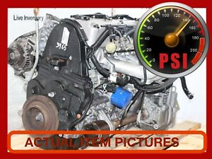 Jdm Honda Accord 1998 2002 F23a1 2 3l Sohc Vtec Engine Manual Transmission