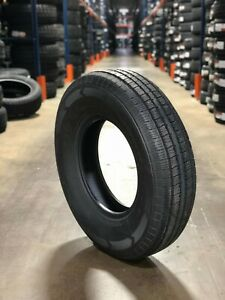4 Lt275 70r18 Thunderer Commercial Lt Tires 10 Ply 2757018 Dually Truck Hwy