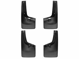 Weathertech No drill Mudflaps For Jeep Cherokee 2019 W Standard Fender Flares
