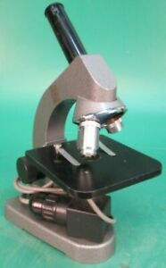 American Optical Spencer Microscope With Light Ao 4