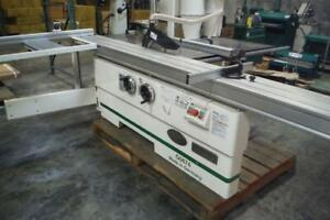 G0674 12 6 5 Hp 3 phase Sliding Table Saw Used