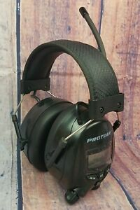 Protear Fm am Radio Noise Reduction Headset Protear Ear Defenders With Stereo