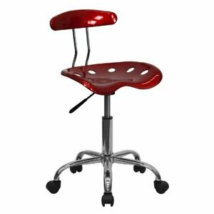 Tractor Seat Bar Stool Drafting Table Extra Tall Chair Adjustable Height Seat