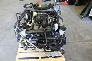2008 Ford Mustang Shelby Gt500 5 4l Oem Supercharged Engine Longblock 1160