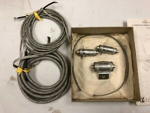 E f Johnson Generator Regulator Suppression Kit 250 801 2