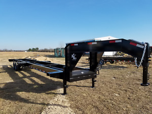 New 41 Gooseneck Container Chassis