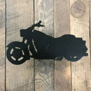 Powder Coated Steel Harley Davidson Motorcycle Trailer Hitch Cover Insert