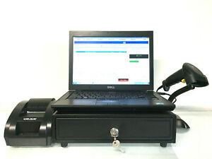 Laptop Retail Point Of Sale System Complete Turnkey Pos With Technical Support