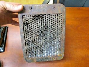 1955 1956 1957 1958 1959 Chevrolet Truck Heater Assembly Unit Box Core And Fan