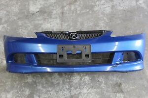 2005 06 Acura Rsx Type s K20z1 Oem Front Bumper scuff Paint Pillin 4367